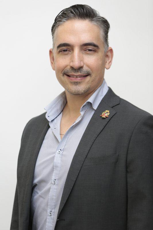 Guilherme Casali é o novo presidente do Ipreville – Foto: Rogério da Silva/ND