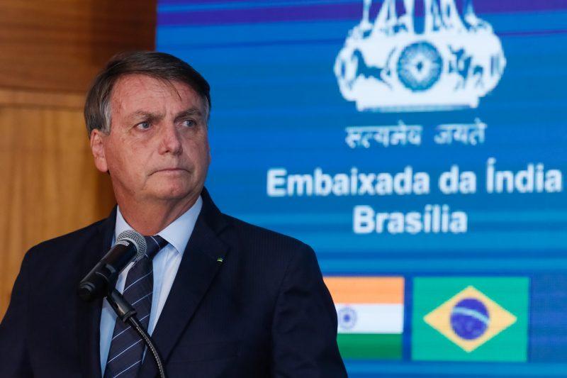 Bolsonaro pede que caminhoneiros não façam paralisação – Foto: Isac Nóbrega/PR