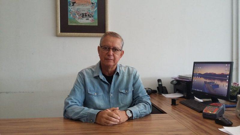 Jorge estava internado para o tratamento de um câncer – Foto: CDL/Divulgação