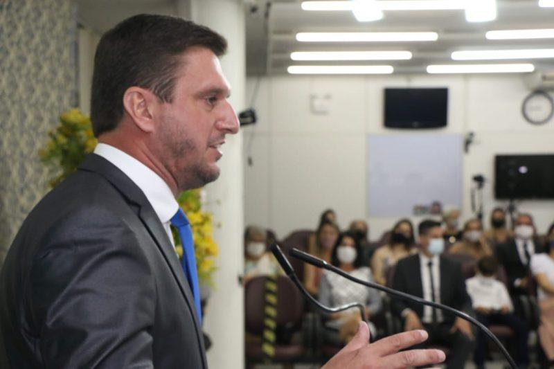 José Thomé (PSD), prefeito reeleito de Rio do Sul, foi condenado pela Justiça eleitoral por falsidade ideológica eleitoral nas eleições de 2016 – Foto: Divulgação/Prefeitura de Rio do Sul