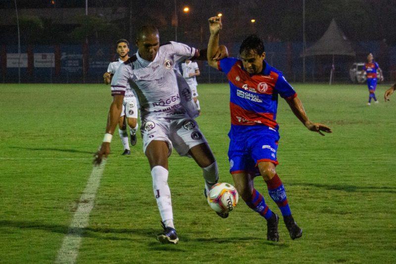 Marcílio Dias e Juventus ficaram no 0 a 0 – Foto: Bruno Golembiewski/CNMD