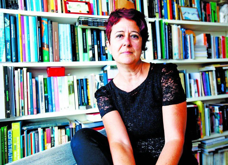 Néri Pedroso acredita na descentralização da moderna literatura catarinense como uma oportunidade de ampliar o debate com questões de gênero e de justiça social – Foto: Foto Rosane Lima/Arquivo Pessoal/ND