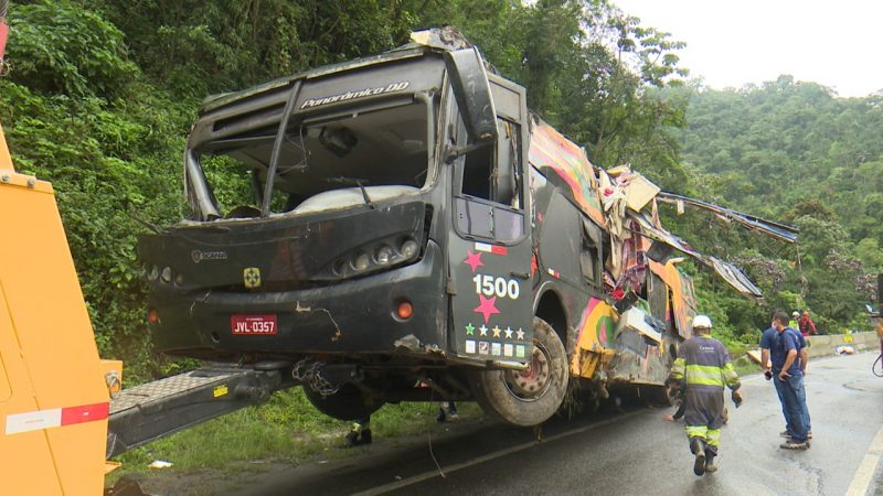 acidente na BR-376