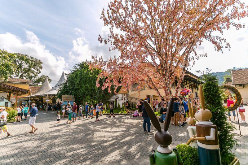 Osterfest é cancelada pela segunda vez por conta da pandemia de coronavírus – Foto: Divulgação/Avip