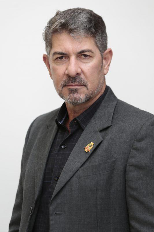 Paulo Rogério Rigo é o novo secretário de Proteção Civil e Segurança Pública – Foto: Rogério da Silva/ND