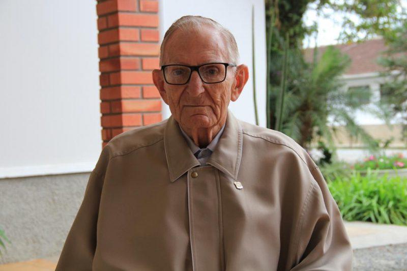 Paulo Roland Unger comemora a vida bem vivida – Foto: Bethesda/ND