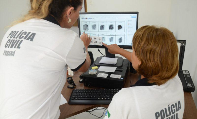 Suspeito foi identificado através de impressões digitais deixadas no cativeiro – Foto: PCPR/Divulgação