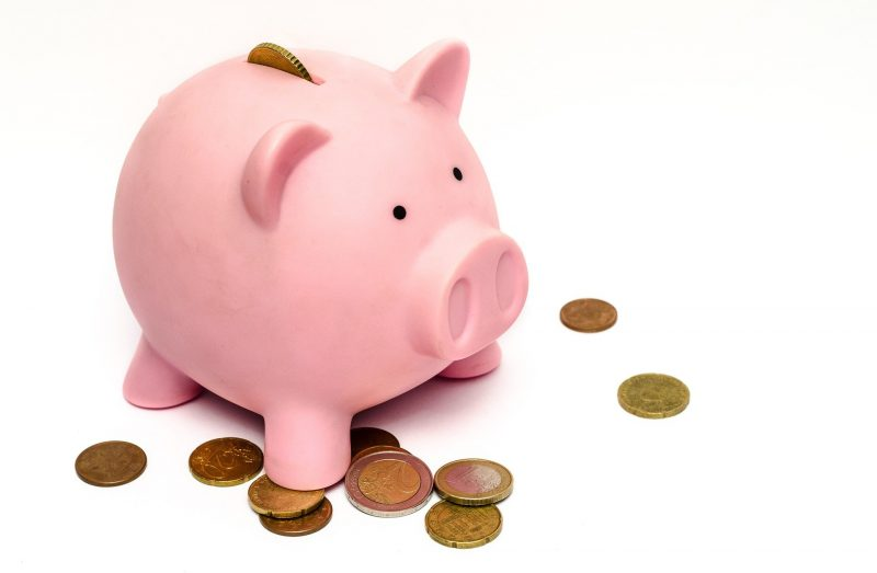 Cofrinho com economias – Foto: Pixabay