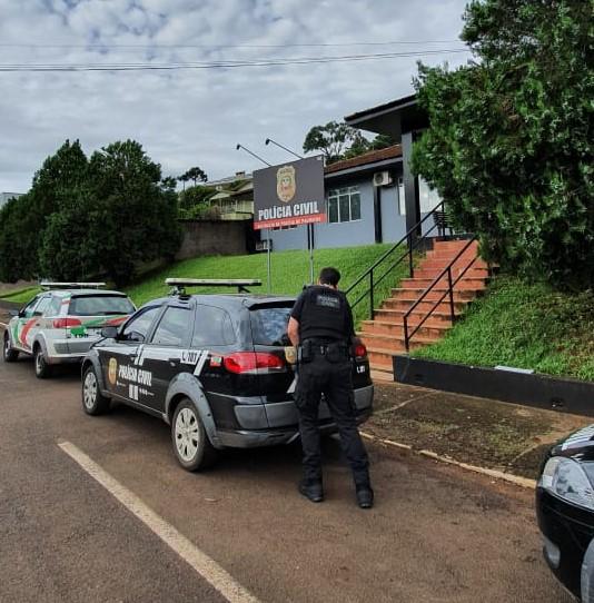 Até o momento, quatro suspeitos foram presos. - Polícia Civil/Divulgação