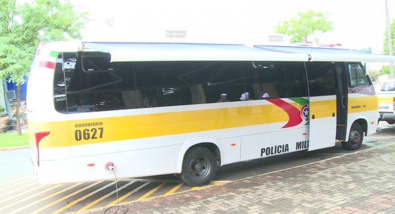 O veículo percorrerá mais de 200 km pelas rodovias do Grande Oeste catarinense. Sua base será no Distrito de Marechal Bormann na SC-480, em Chapecó, mas estará disponível para operações nas rodovias da região. – Foto: Reprodução/NDTV Chapecó