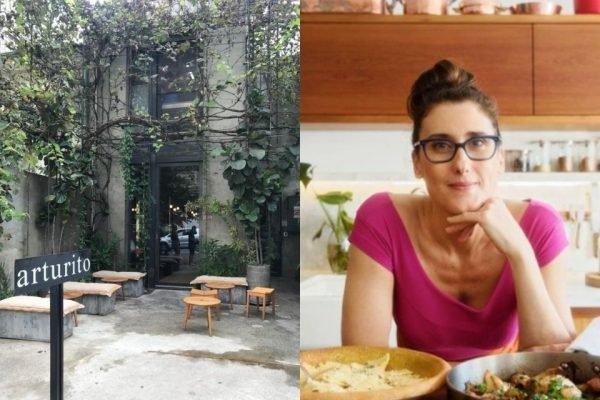 Restaurante de Paola Carosella foi alvo de assalto – Foto: Reprodução