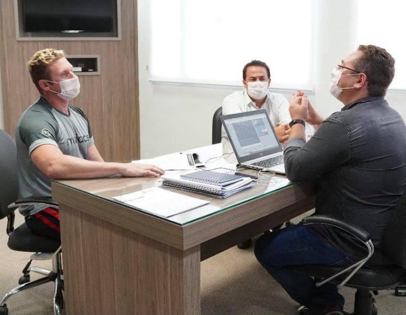 Reunião Saúde em Palhoça
