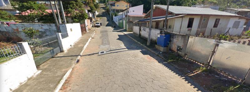 Crime aconteceu na rua Manoel Nunes Freitas, no bairro Bom Viver – Foto: Google/Reprodução – Foto: Google/Reprodução