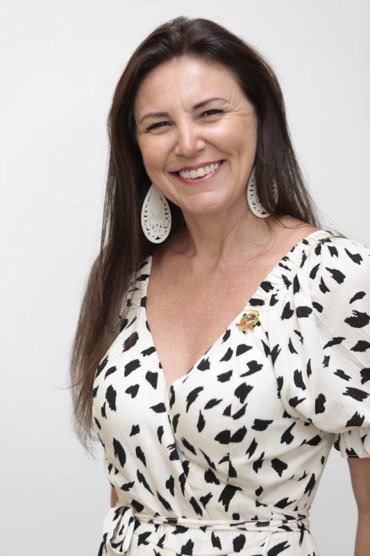 Schirlene Chegatti é a nova secretária de Meio Ambiente e Agricultura – Foto: Rogério da Silva/ND