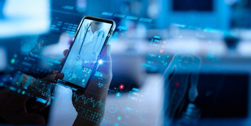 Tecnologia em saúde é tendência para 2021 – Foto: Shutterstock