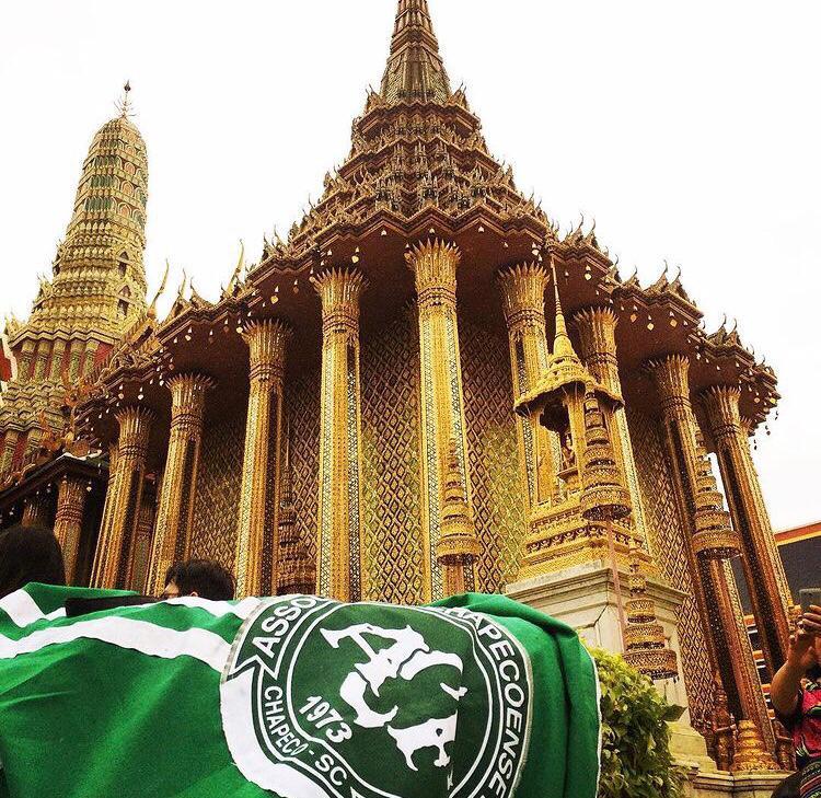 Siem Reap, no Camboja. – Foto: Arquivo Pessoal/ND