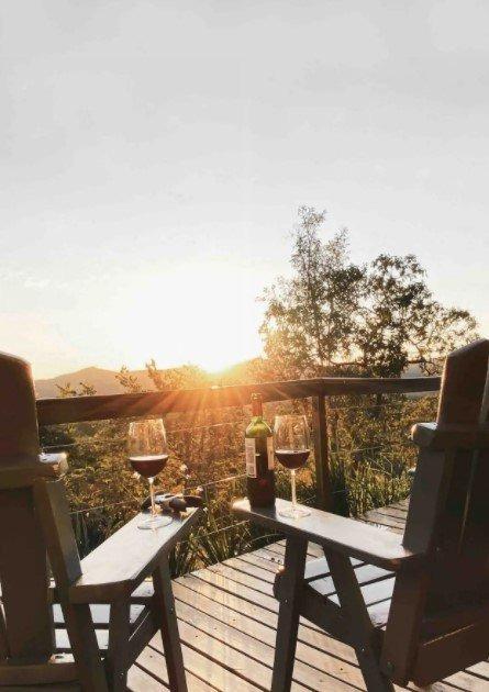 Local é bem sofisticado – Foto: Reprodução/Airbnb