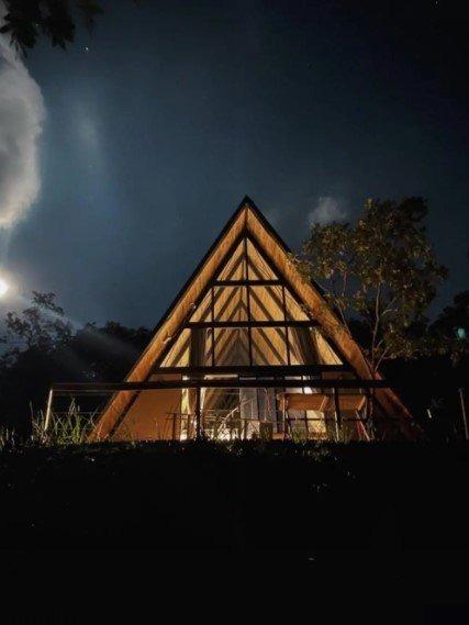 Sitio fica em Pirenópolis - Reprodução/Airbnb