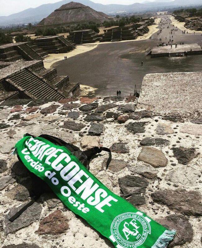 Teotihuacan, na Cidade do México. – Foto: Arquivo Pessoal/ND