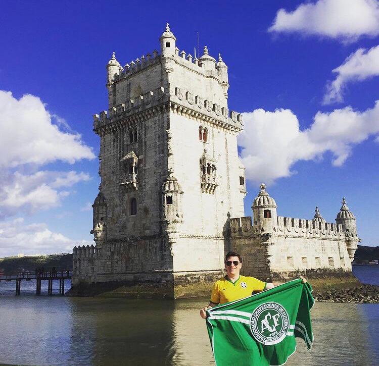 Torre de Belém, em Portugal. – Foto: Arquivo Pessoal/ND