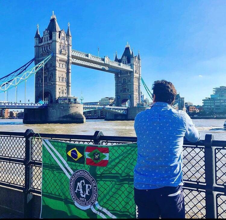Tower Bridge, em Londres – Foto: Arquivo Pessoal/ND