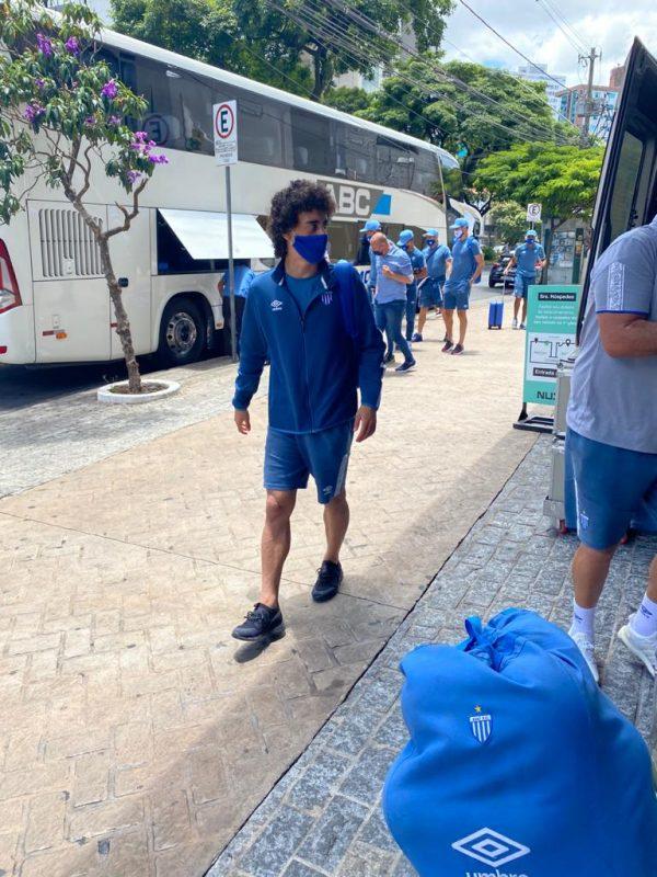 Avaí está de volta ao Avaí após o período de isolamento – Foto: Divulgação / Avaí FC