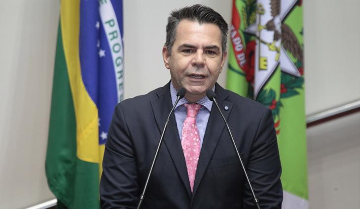 MDB entra no governo Moisés com Vampiro – Foto: Divulgação/ND