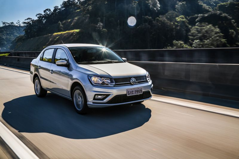 26- VW Voyage: 24.114 unidades - Foto: Divulgação/VW/Garagem 360/ND