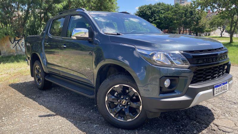Testamos: Chevrolet S10 High Country 2021 une conforto e robustez - Leo Alves/Garagem360