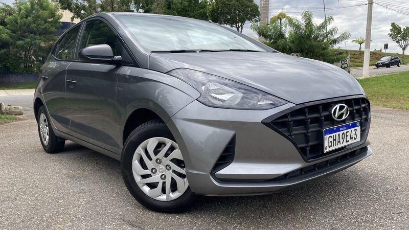 Testamos: Hyundai HB20 Sense Pack é básico, mas cumpre seu papel - Leo Alves/Garagem360