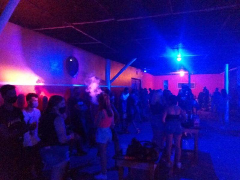 Blumenau tem mais um fim de semana de aglomerações – Foto: Divulgação