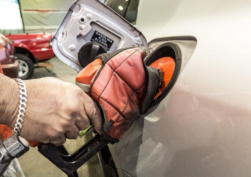 Preço da gasolina já passa de R$ 5 em postos de combustível no país – Foto: Divulgação/Fotos Públicas/ND