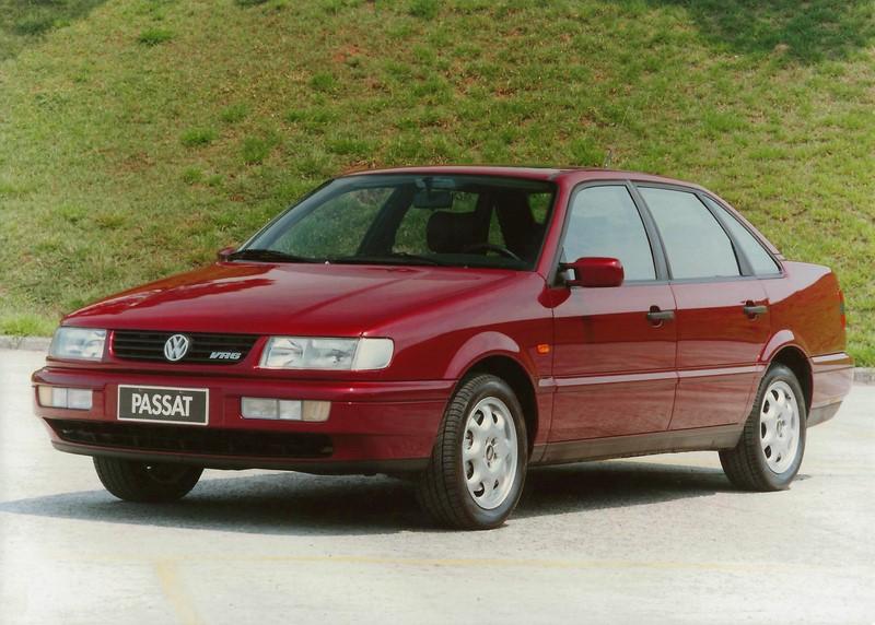 Volkswagen Passat 1996 - R$ 8 mil - Foto: Divulgação/VW /Garagem 360/ND