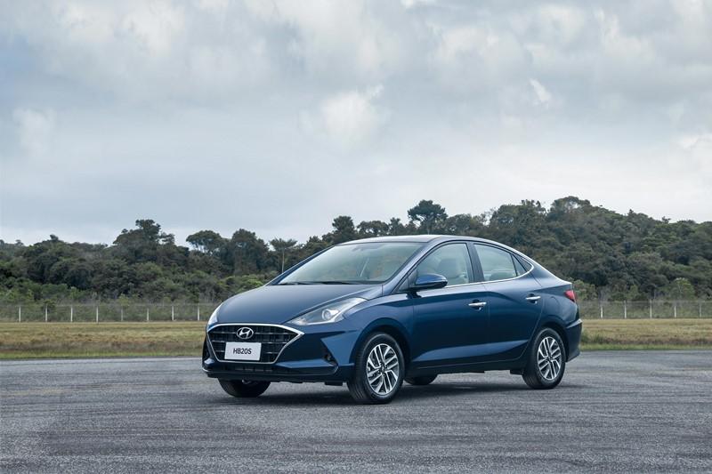 Hyundai HB20S Vision 1.0: R$ 59.990 - Foto: Divulgação/Hyundai/Garagem 360/ND