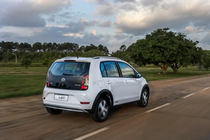 Volkswagen Up Xtreme 170 TSI: R$ 60.690 - Foto: Divulgação/VW/Garagem 360/ND