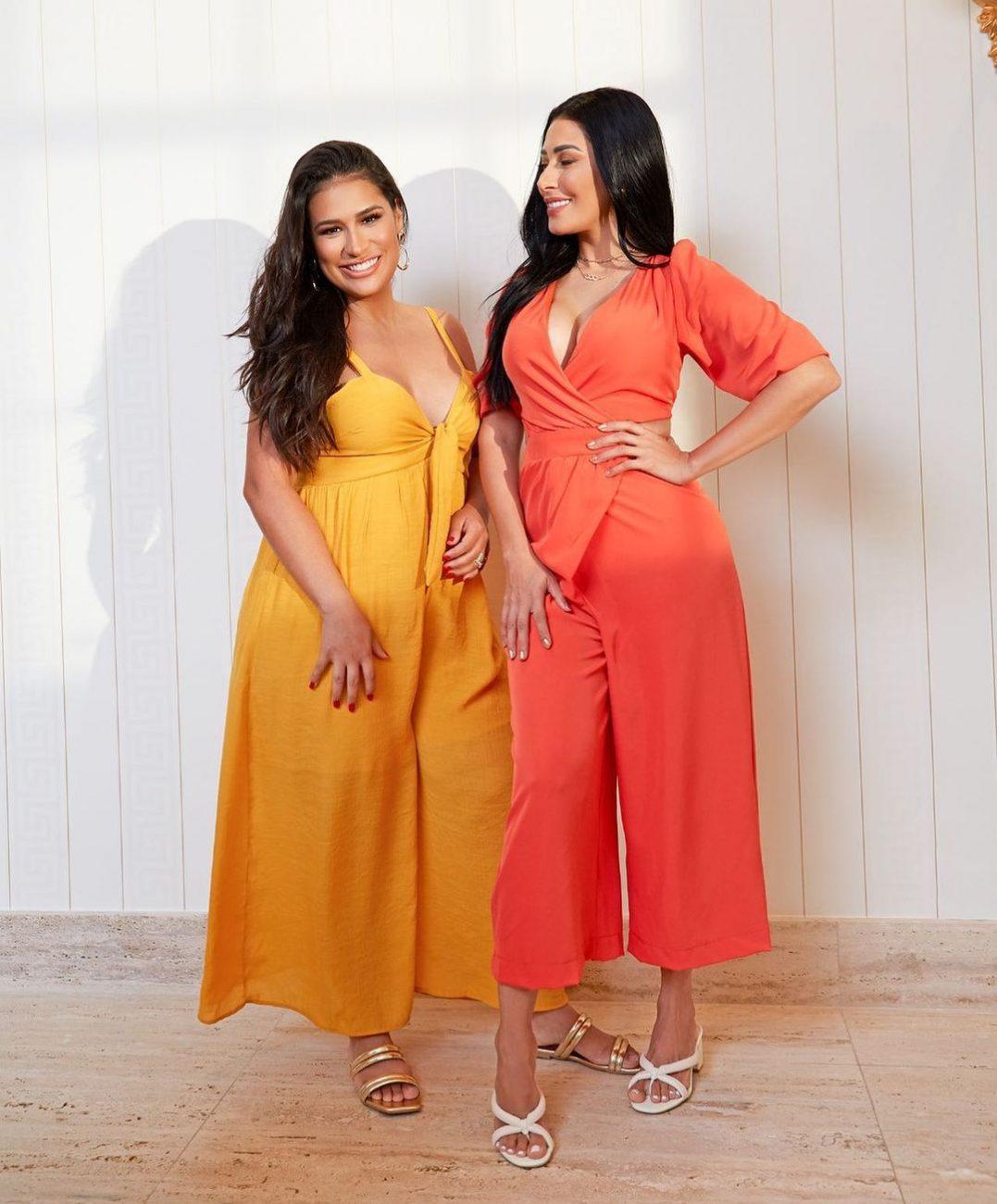 Simone e Simaria são irmãs e compõem dupla sertaneja - Reprodução Instagram/ND