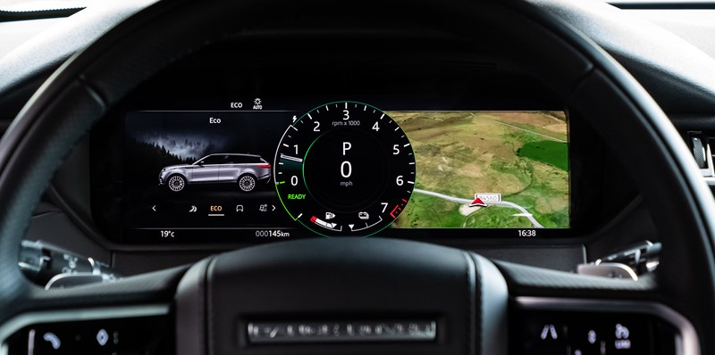 Range Rover Velar ganha novo motor na linha 2021 - Foto: Divulgação/Land Rover/Garagem 360/ND