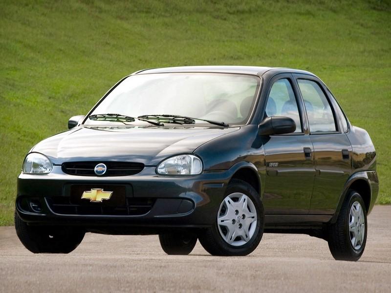 Chevrolet Classic Life 2008 - R$ 10.500 - Foto: Divulgação/Chevrolet /Garagem 360/ND