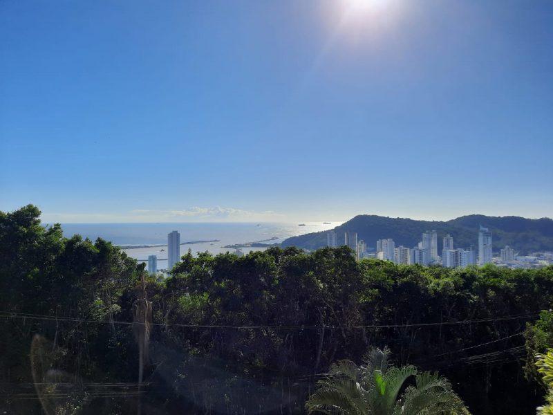SC terá 'virada' no tempo no fim de semana e temperaturas próximas aos 30°C- Foto: Grazielle Guimarães/ND