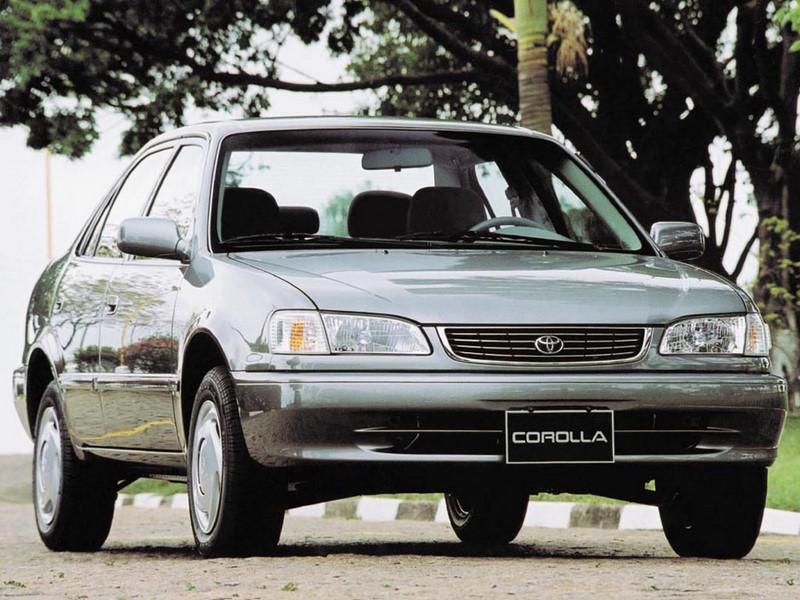 Toyota Corolla XEI 1999 - R$ 9.800 - Foto: Divulgação/Toyota /Garagem 360/ND