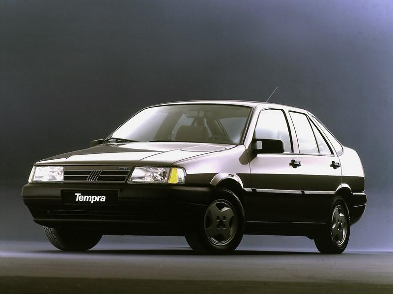 Fiat Tempra Ouro 1993 - R$ 7.600 - Foto: Divulgação/Fiat /Garagem 360/ND