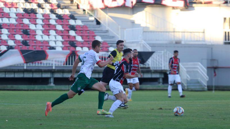Com gol no último minuto, JEC leva a decisão para os pênaltis – Foto: Vitor Forcellini/JEC