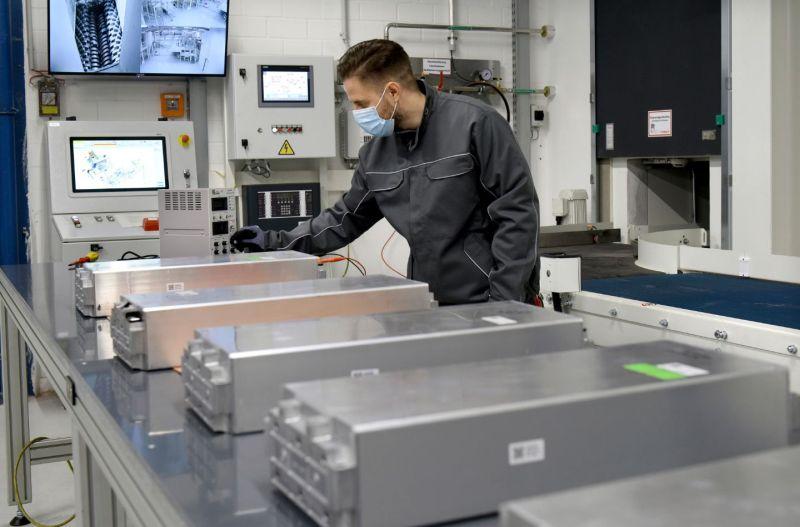 Volkswagen começa a reciclar baterias de carros elétricos - Foto: Divulgação/Volkswagen
