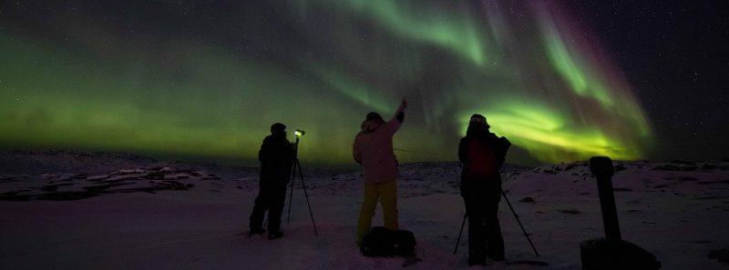5 apps para ver a Aurora Boreal a distância - Divulgação/Marco Brotto