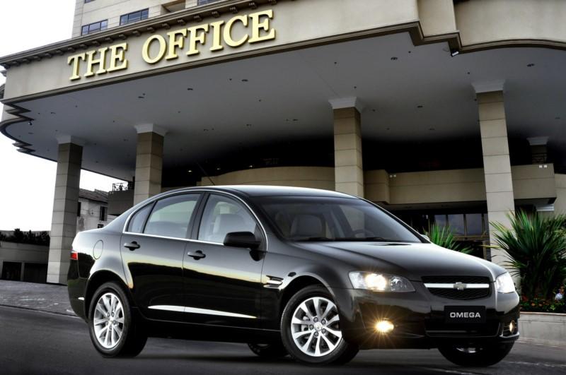 Chevrolet Omega CD 3.6 V6 2011 - R$ 40 mil - Foto: Divulgação/Chevrolet /Garagem 360/ND
