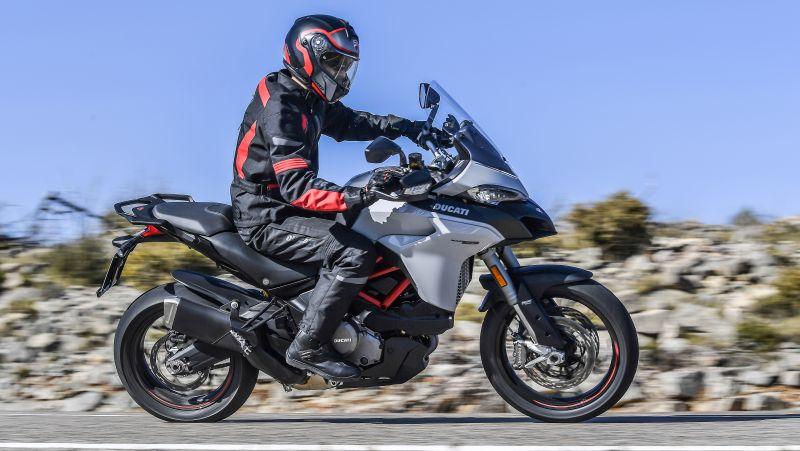 Ducati anuncia descontos e condições especiais para sua linha - Divulgação/Ducati