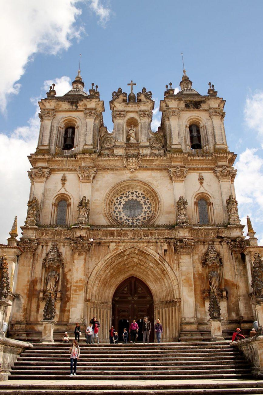 Mosteiro de Alcobaça, Alcobaça - andré.luís on VisualHunt / CC BY - andré.luís on VisualHunt / CC BY/Rota de Férias/ND