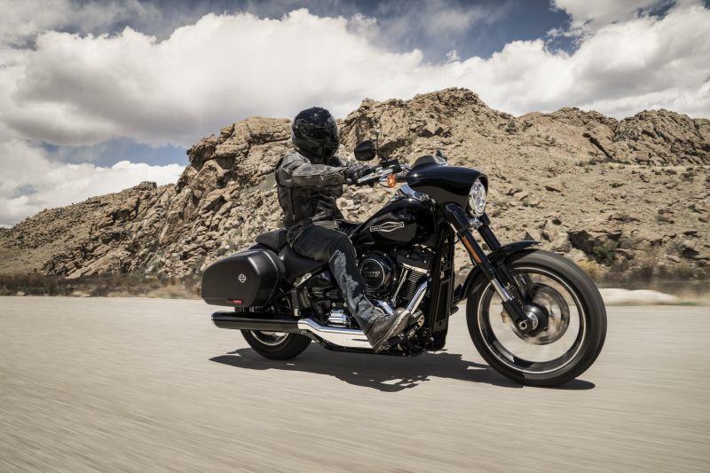 Harley-Davidson oferece planos de financiamento com parcelas reduzidas - Foto: Divulgação/Harley-Davidson