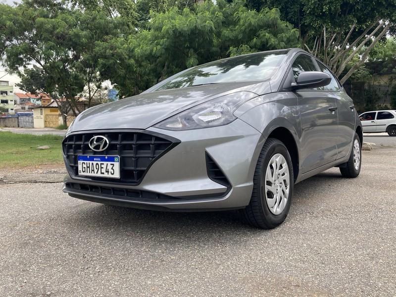 Os detalhes da versão de entrada do Hyundai HB20 2021 - Foto: Leo Alves/Garagem360/Garagem 360/ND