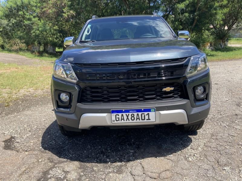 Os detalhes da Chevrolet S10 High Country 2021 - Foto: Leo Alves/Garagem360/Garagem 360/ND